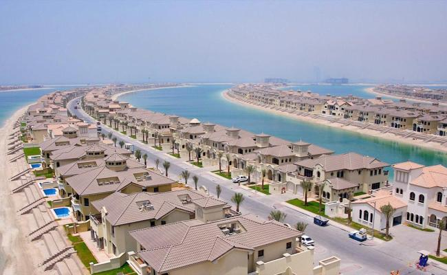 Palm Jumeirah Man S Greatest Marvel Geometricsre
