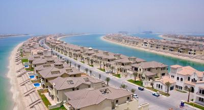 Palm Jumeirah – Man's greatest marvel. | geometricsre