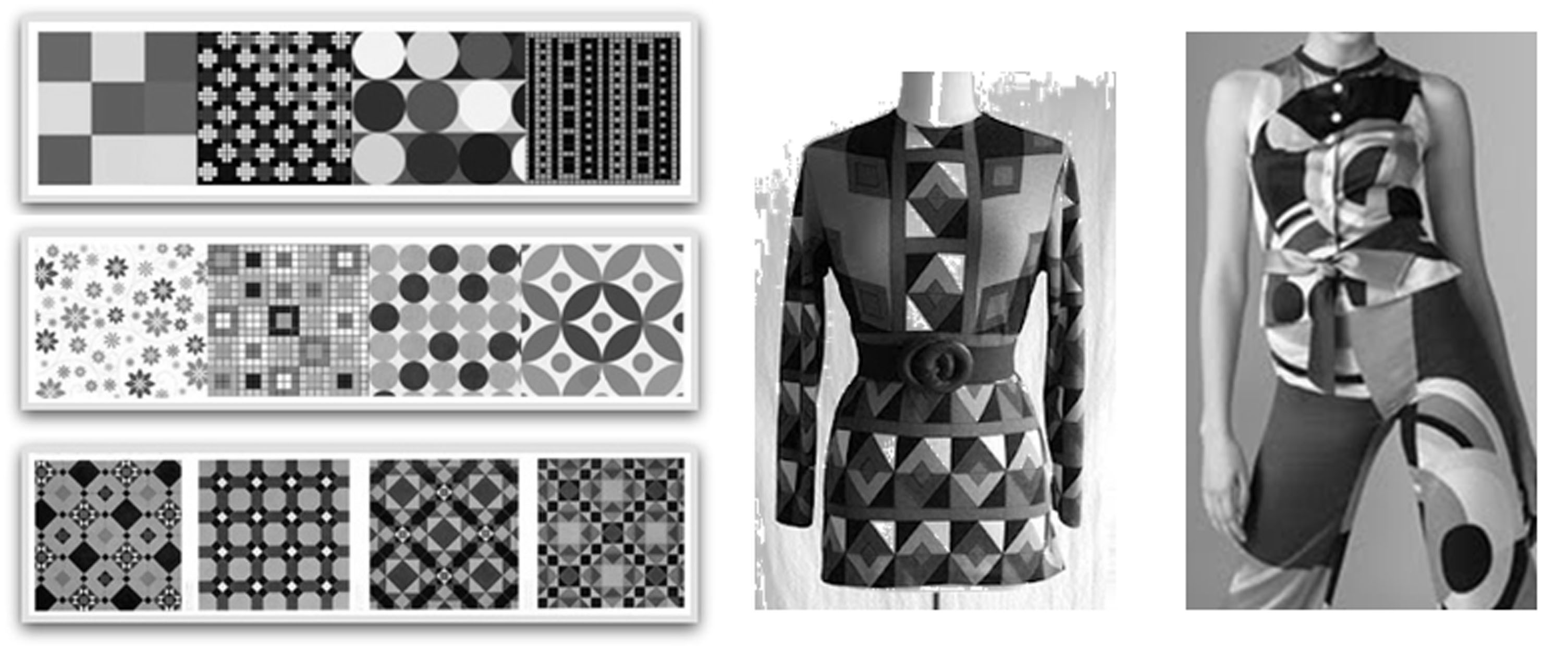 Desain Geometris Geometry For Futuristic Fashion There S Something About Geometry