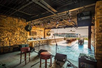 Visit one of Nashville's Best Rooftop Bars | The George Jones