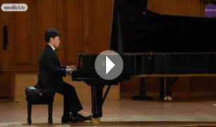 International Tchaikovsky Competition Round I
