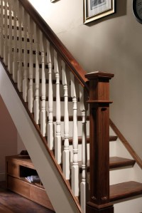 Box Newel Post | George Quinn Stair Parts Plus