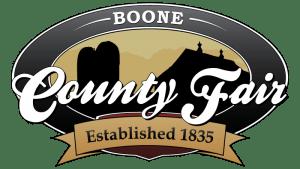 Boone County fair logo