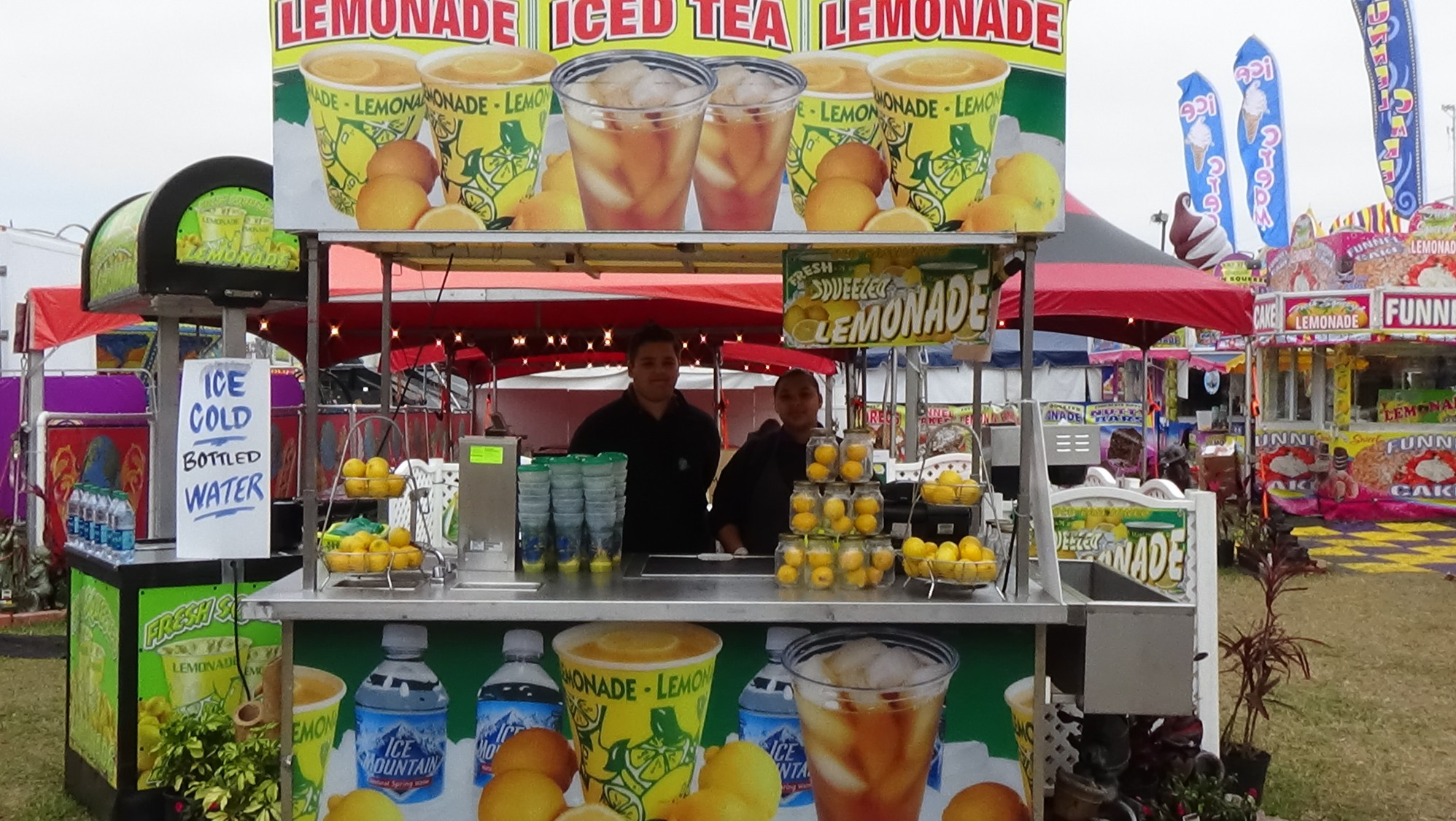 Fresh Squeeze Lemonade