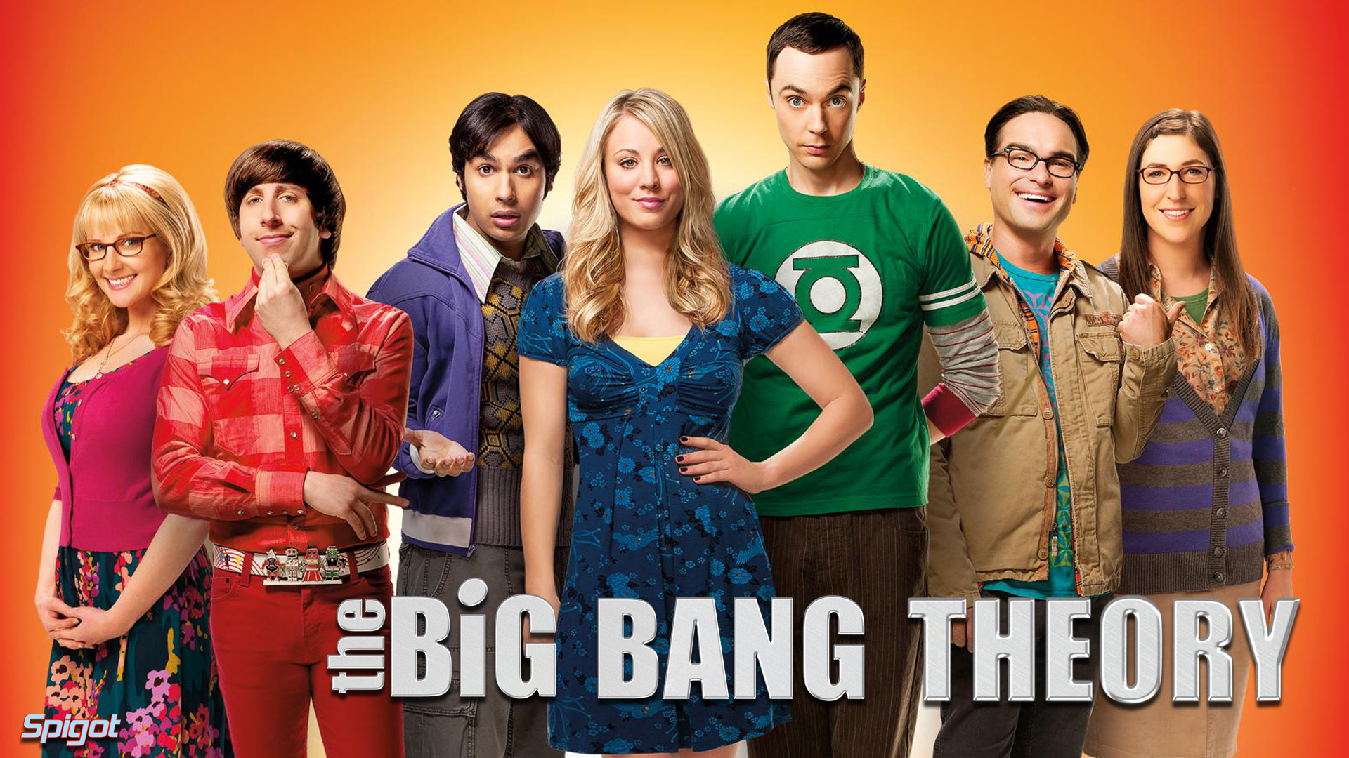 The Big Bagn Theory The Big Bang Theory George Spigot 39s Blog