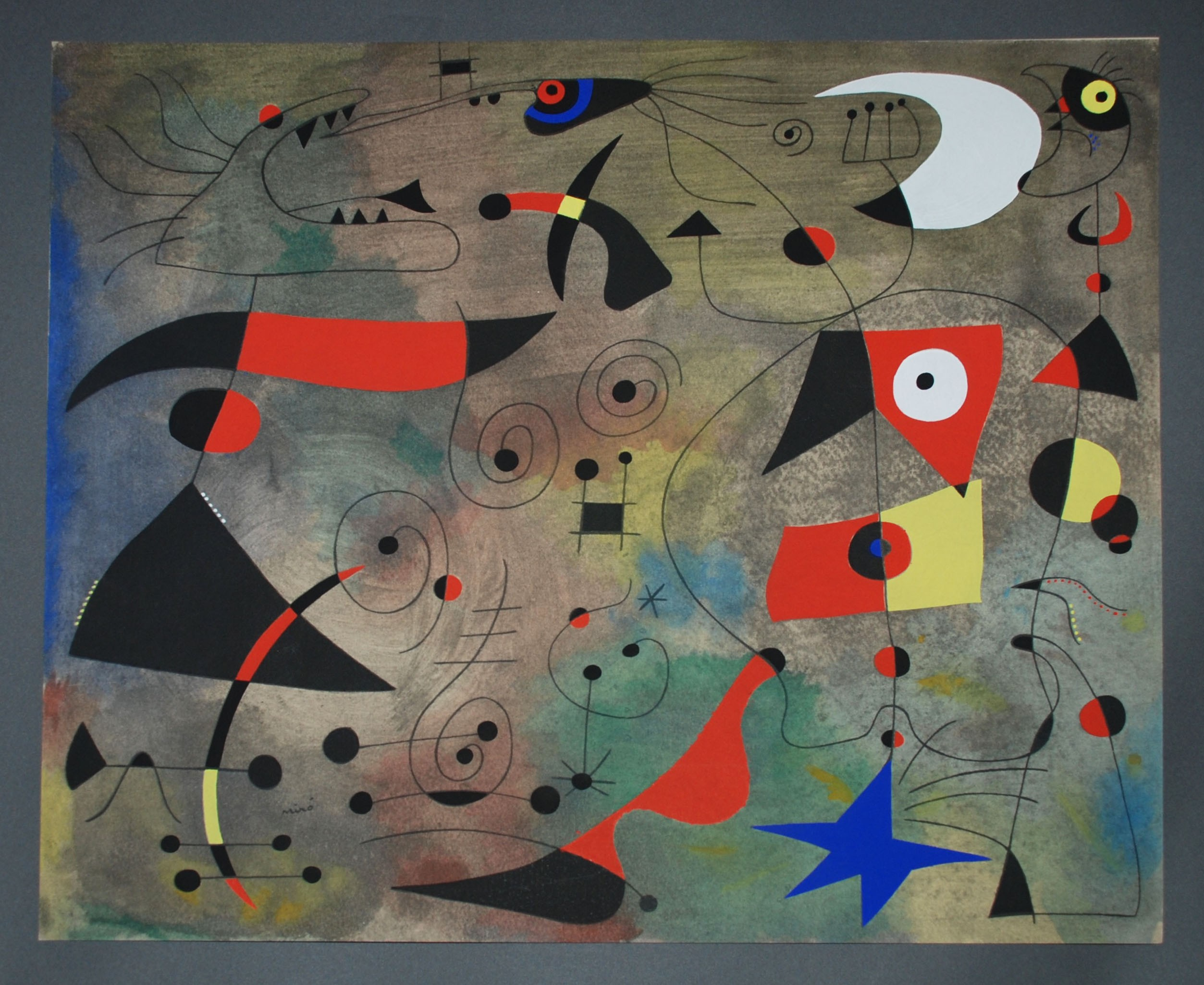 Joan Miro Art History News Joan Miró At Auction