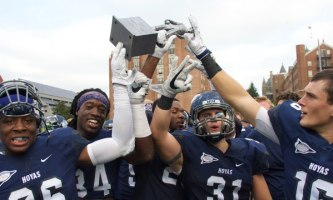 Three's Company: Hoyas defeat Columbia by 3, improve to 3-0 on Homecoming