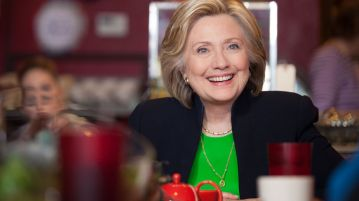Photo: Hillary for Iowa/Wikimedia Commons