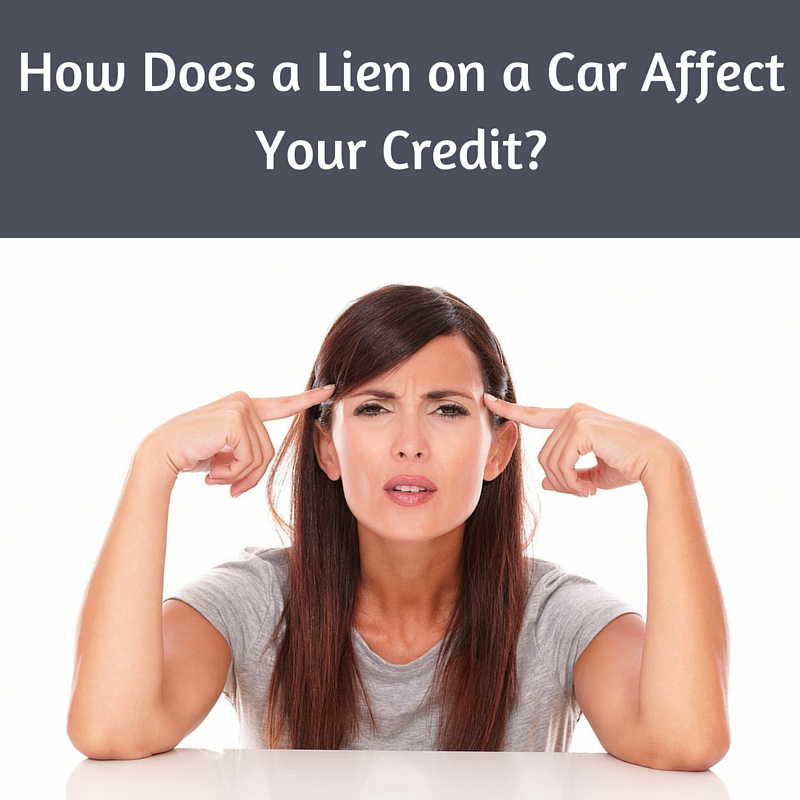 How Does Credit Affect Car Loan