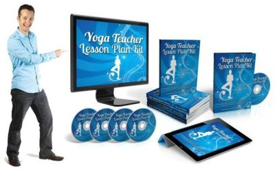 15 Minute Yoga Lesson Planner: 11 Time Saving Features