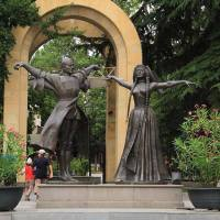 About Sights - Statues in Tbilisi