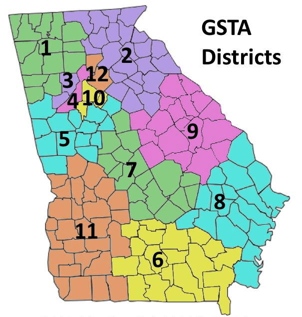 Georgia Science Teachers Association 2016 Board Election