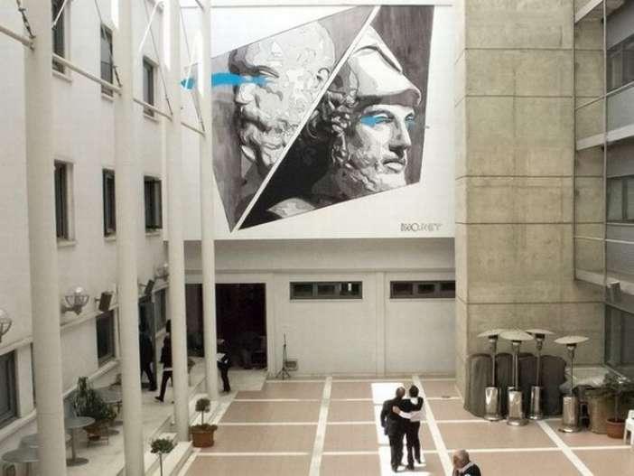 parliament art