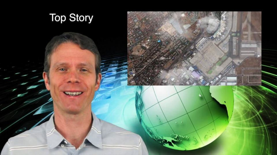 3_5 Earth Imaging Broadcast (DigitalGlobe, LiDAR and More)