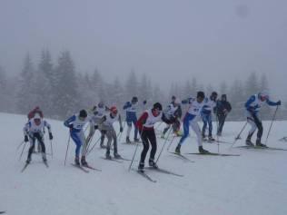 ski de fond fondeurs