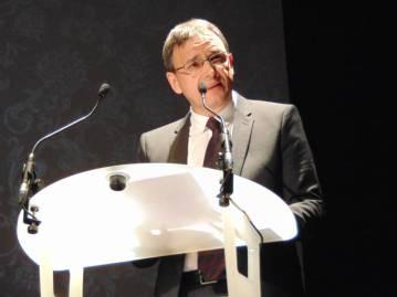 Yves Séjourné, élu de la Grande Région et maire de Mirecourt