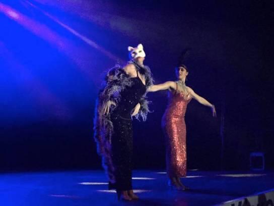 cabaret plume Kiwanis