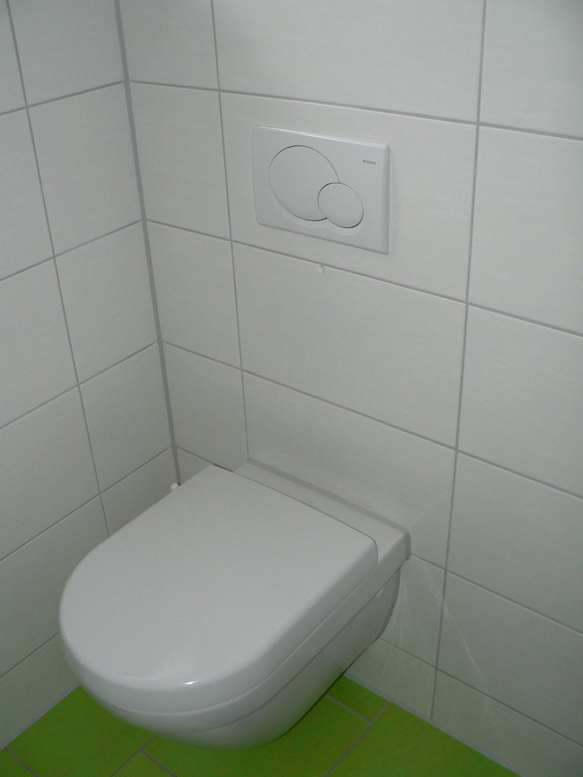 Gäste Wc Heizung | Wogend Schwarzes Bad Das Männerbad Ein Badezimmer ...