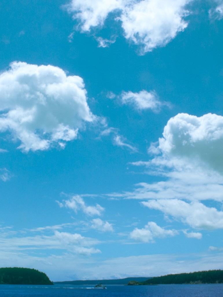 sky, sunny