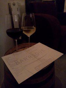 Barrique wijn