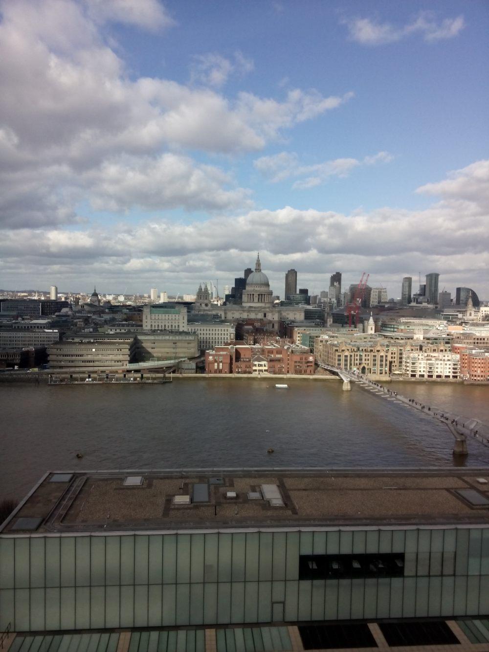 Drie keer Londen vanuit de hoogte