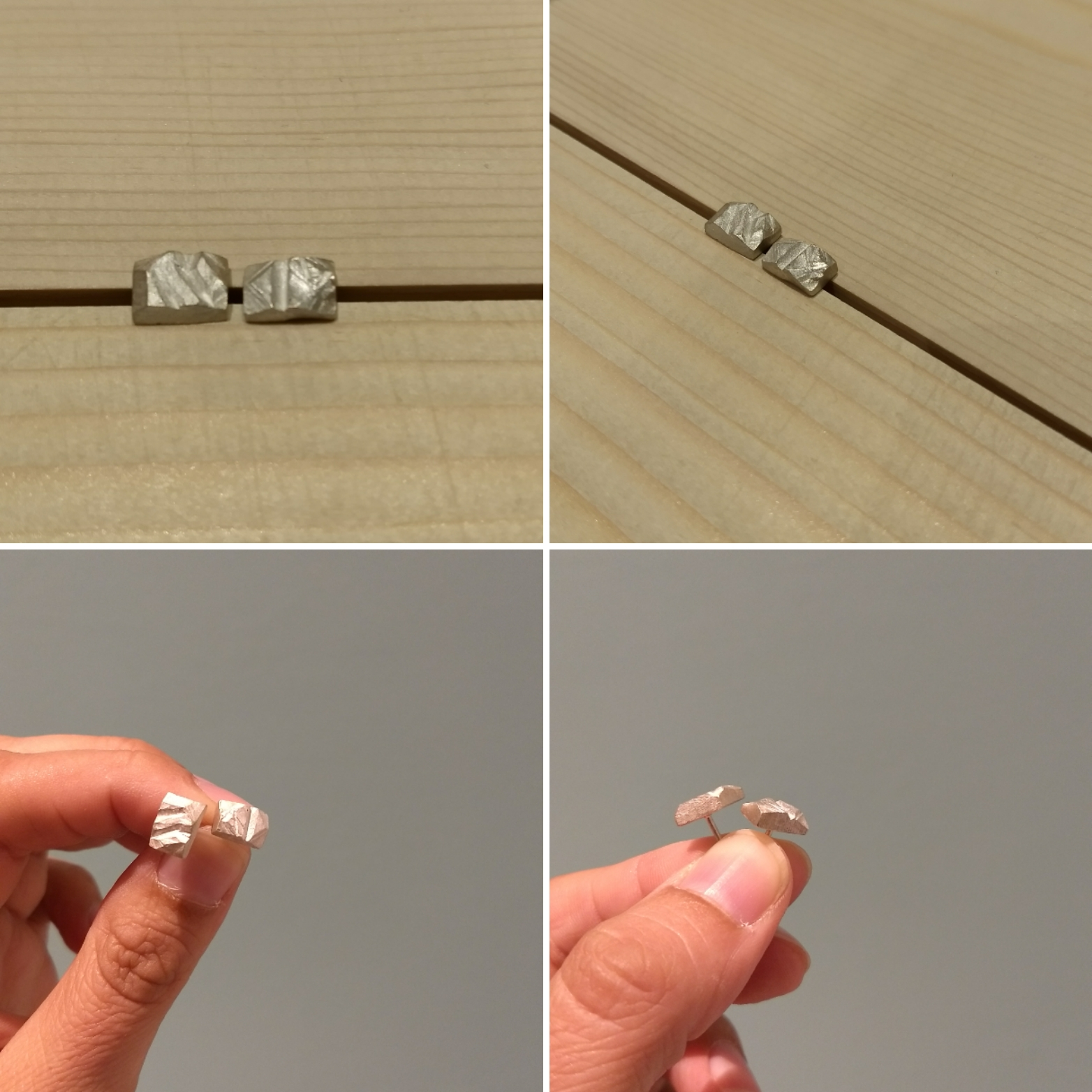 Juwelen Gerhilde sterlingzilver relief