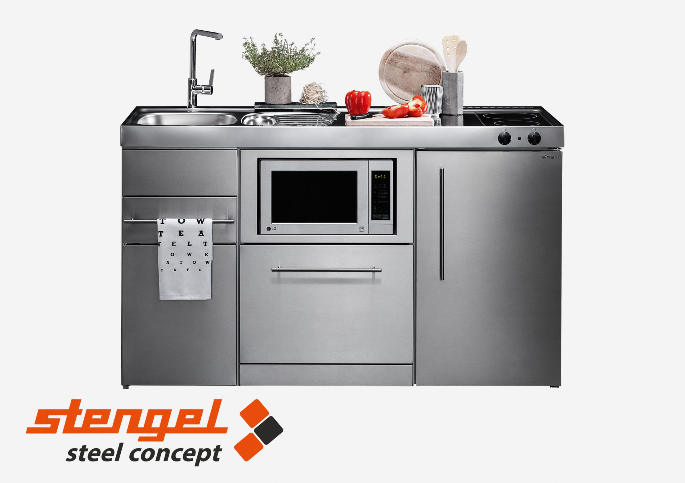 Stengel Küche Stengel Steel Concept Special Mention Kitchen