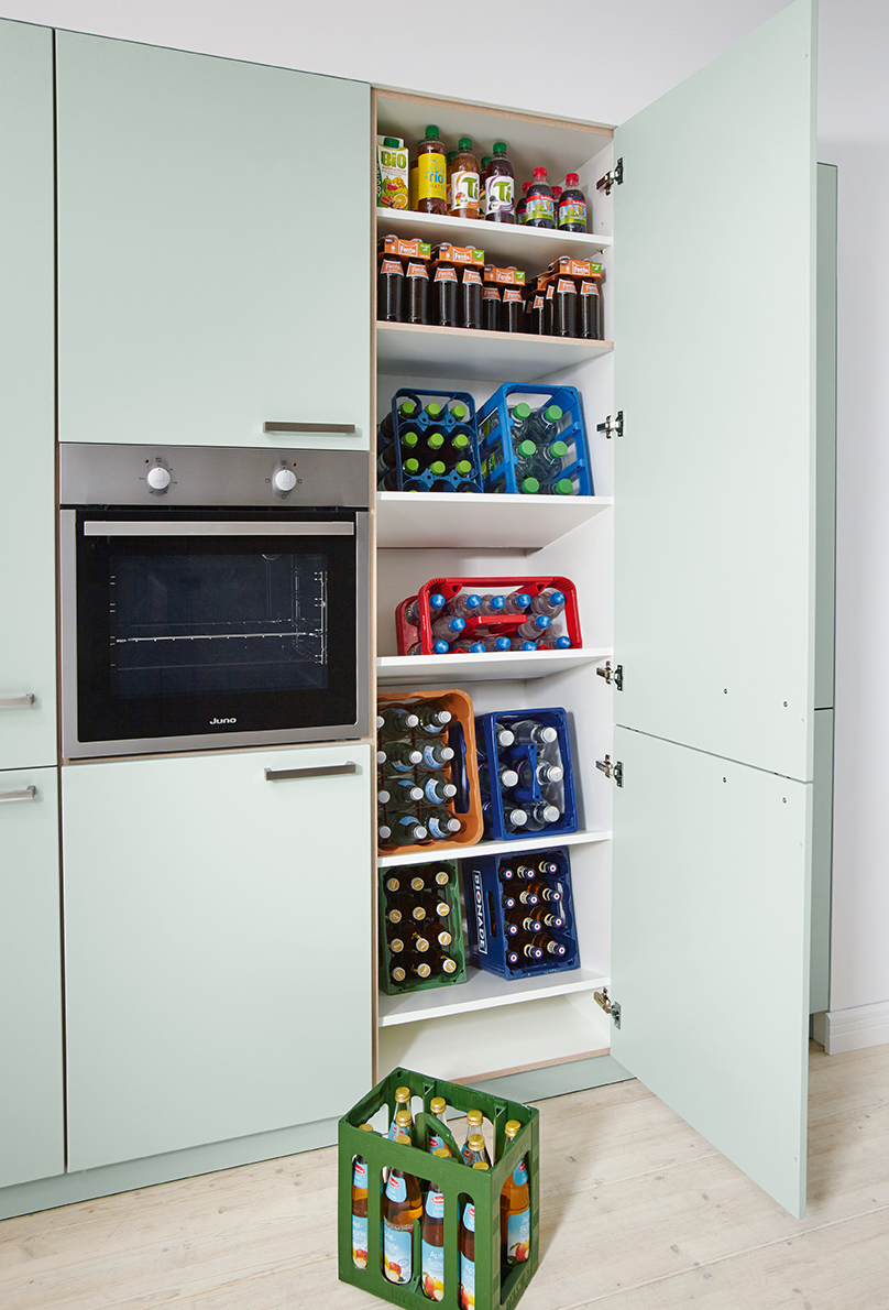 Aufbewahrung Küche Regal Kitchen Storage Solutions From Schuller | Cabinet Storage