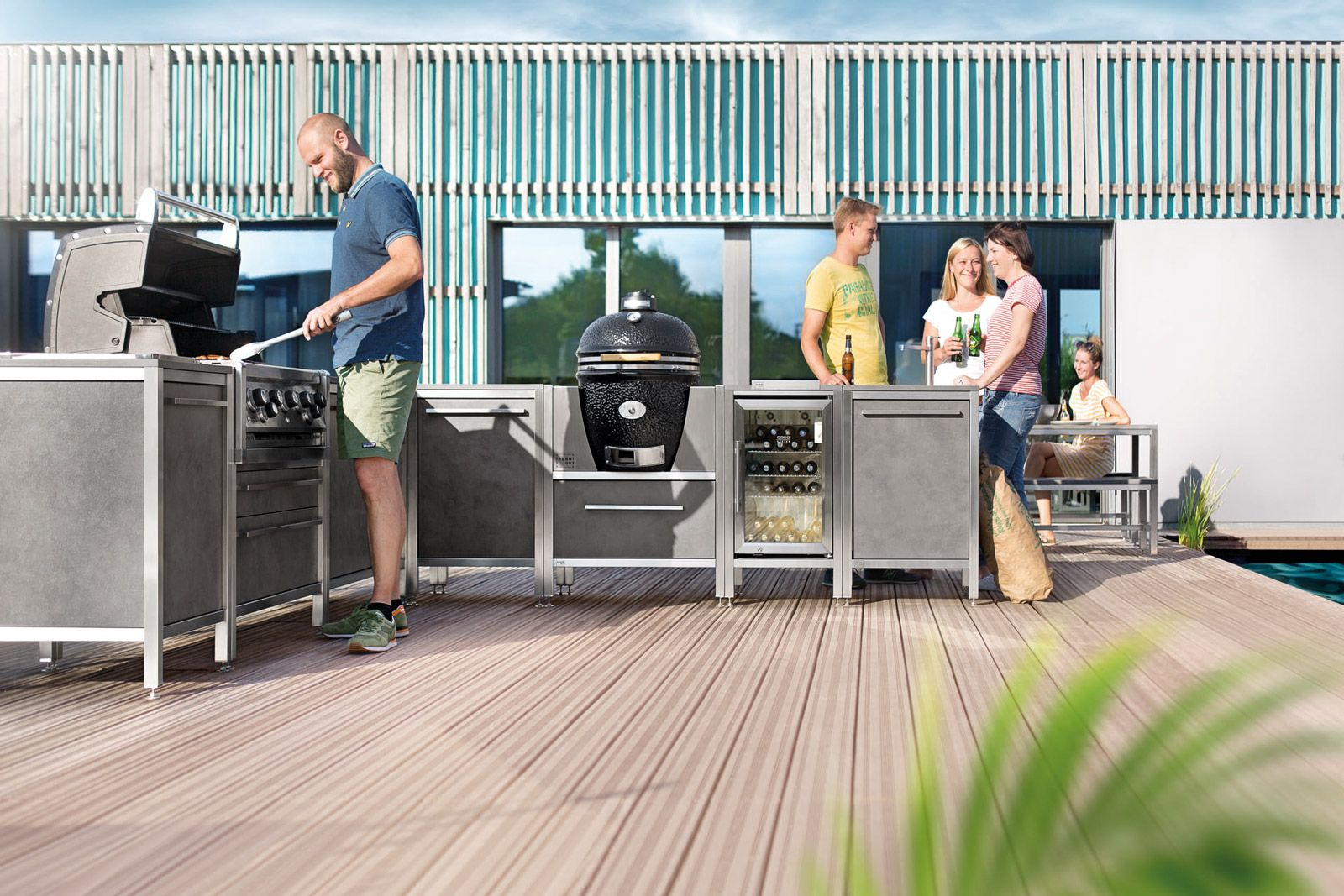 Burnout Outdoor Küche Burnout - Outdoor Kitchens