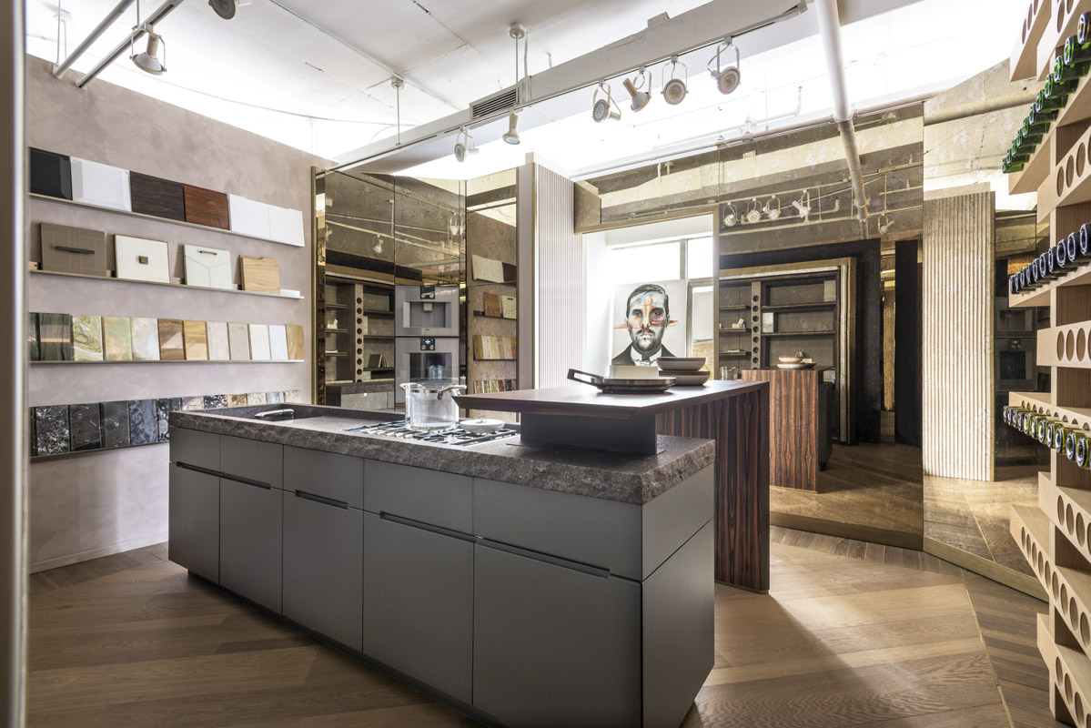 Kitchen Design Center York Pa Matteo Gennari Kitchen Showroom New York
