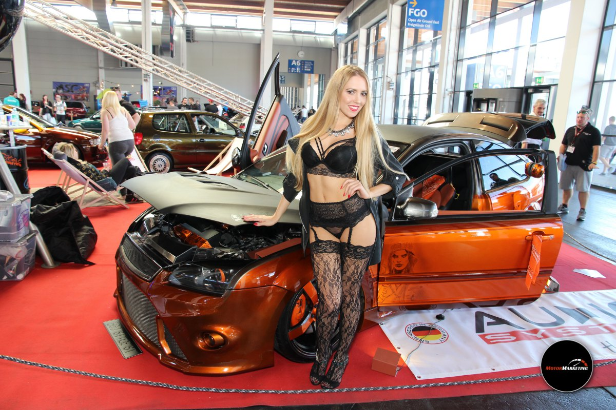 German Car Wallpaper Die Sch 246 Nen Ladys Der Tuningworld Bodensee Girls 2016