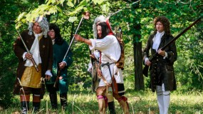 Photos from Living History Encampment