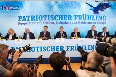 Die europäische Rechte in Wien, Juni 2016; Quelle: cdn.salzburg.com