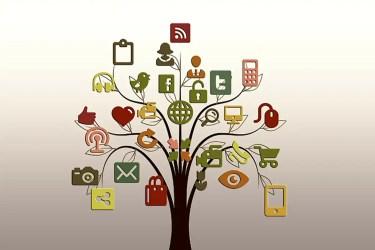 Der Paradiesbaum der open science; Quelle: openscience.com