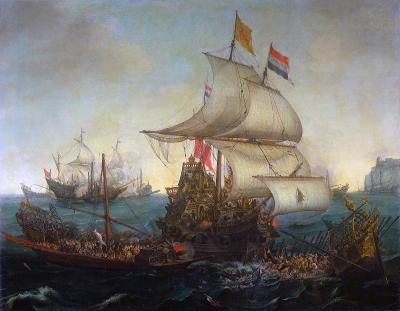 Seemachte Nordwesteuropas Im 17 Jahrhundert Teil I