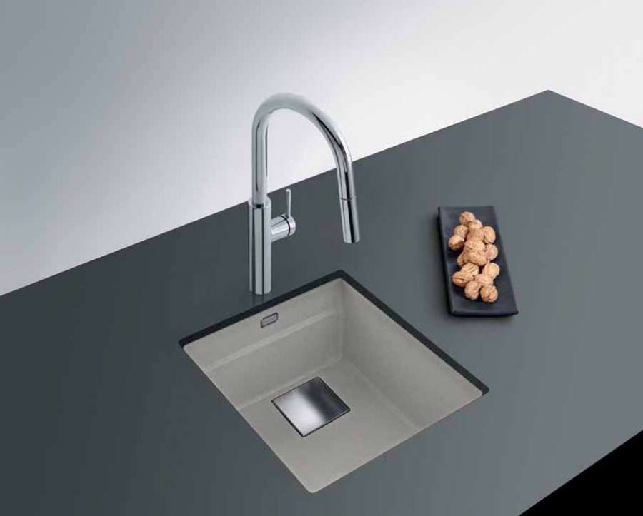 The Super Metallic Colour Collection For Franke Sinks