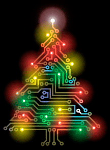 Happy New Year 3d Wallpaper Get Free Christmas Tree For Your Desktop