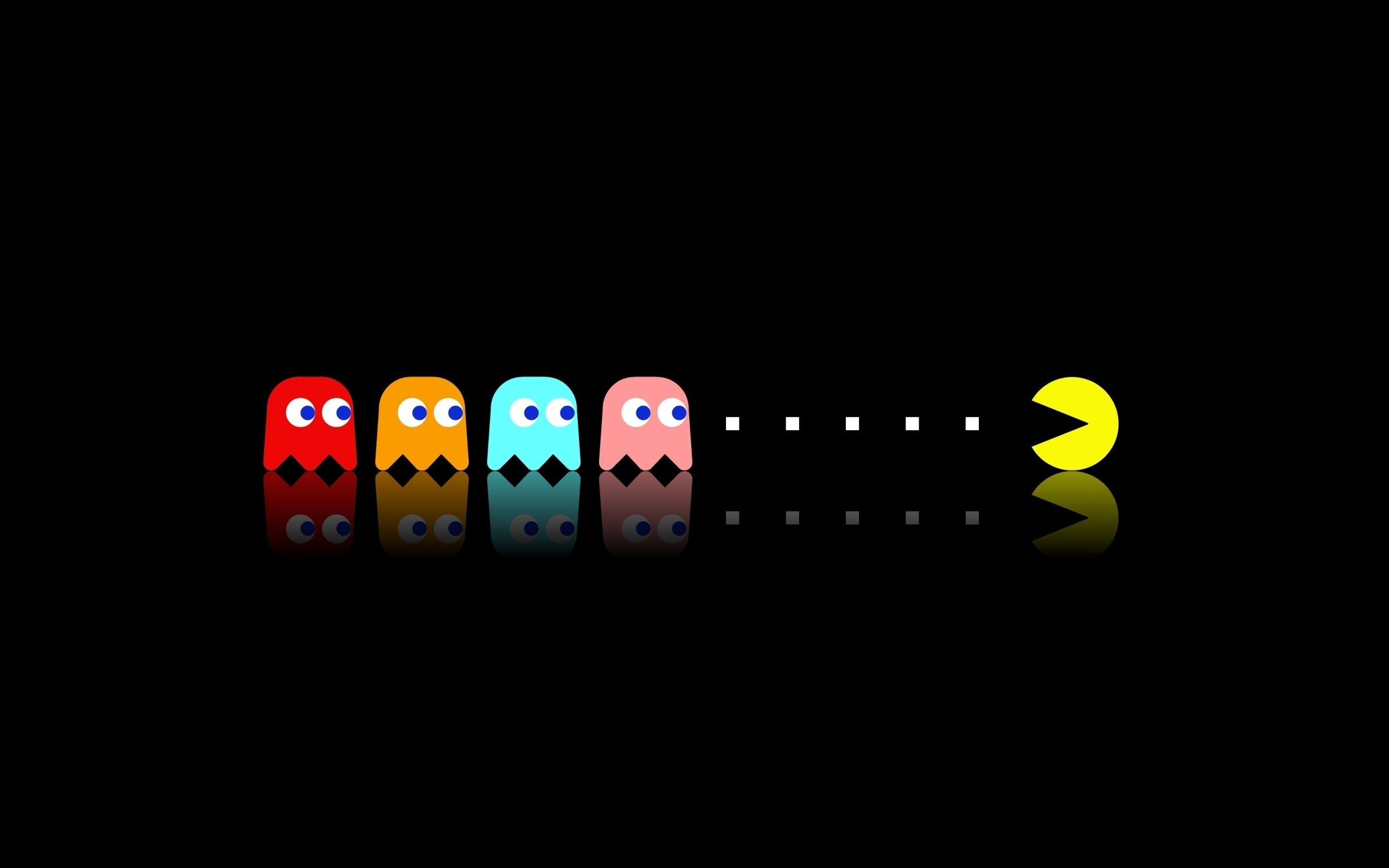 3d Animated Snake Live Wallpaper Wallpaper 2560x1600 Px Minimalism Pac Man Retro Games