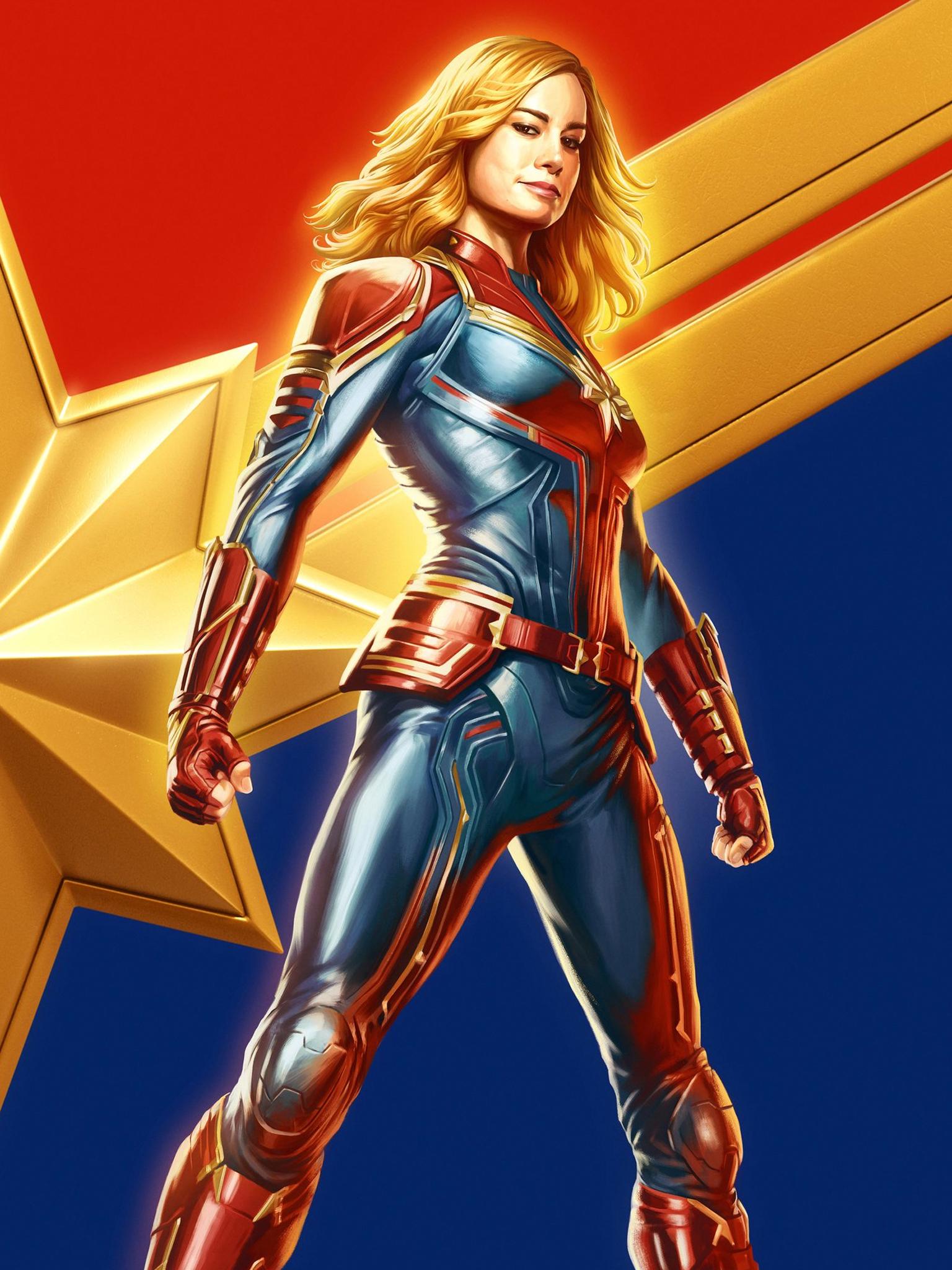 Wallpaper 1366x768 Hd Car Wallpaper Captain Marvel Marvel Cinematic Universe