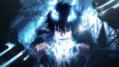 Wallpaper : anime, Blue Exorcist, Okumura Rin, darkness, screenshot, computer wallpaper, special ...