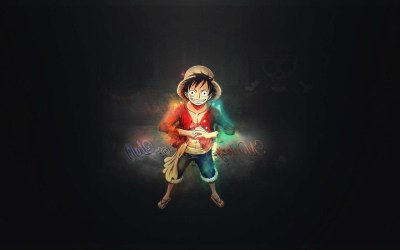 Wallpaper : anime, space, One Piece, Monkey D Luffy, ART, darkness, graphics, 1280x800 px ...