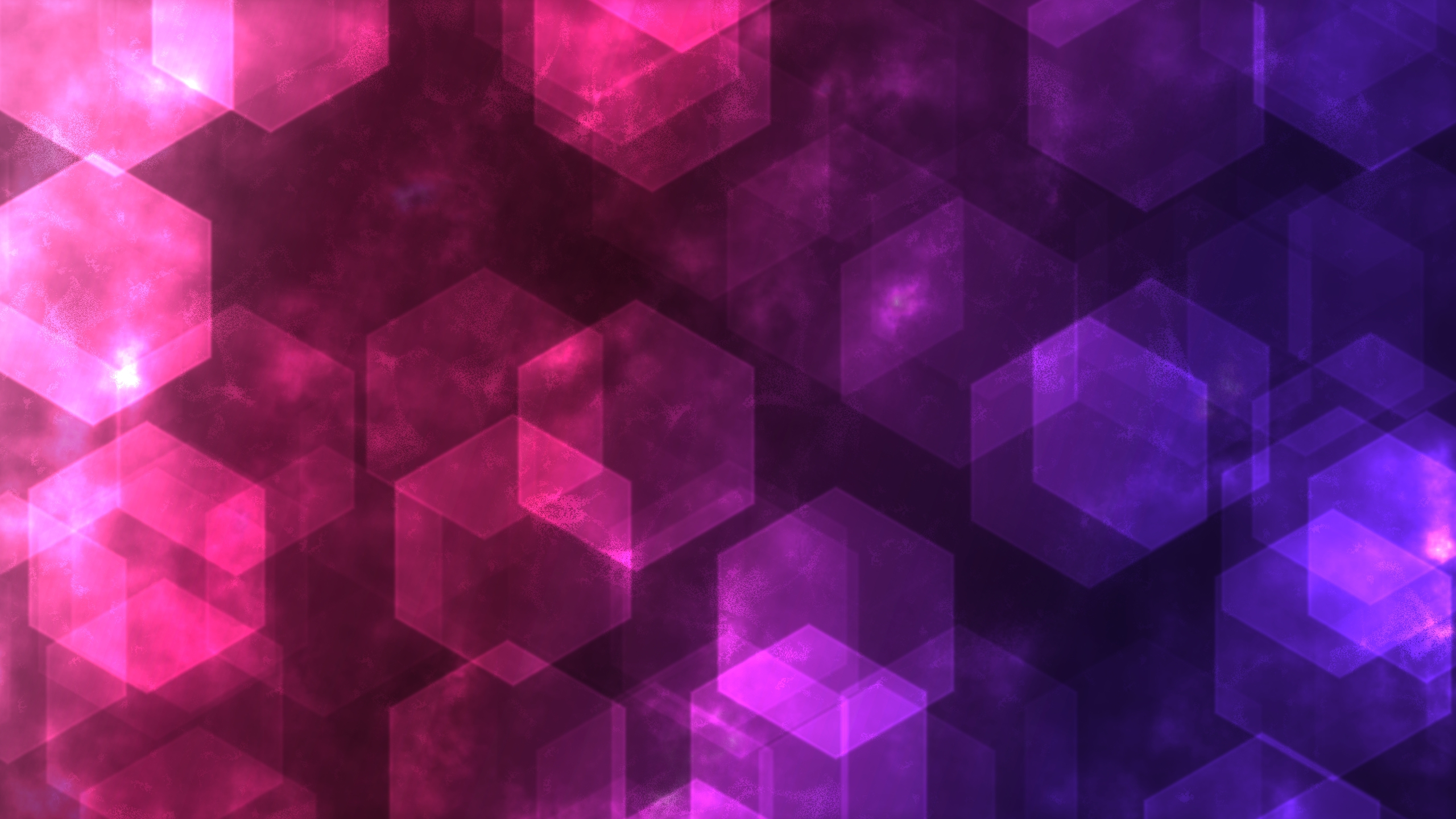 3d Wallpaper 480x800 Wallpaper Bokeh Hexagonal Shape Geometry Reflections