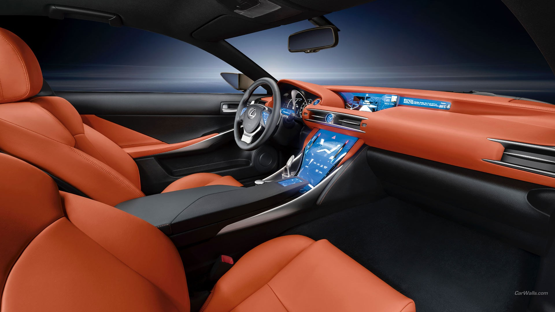 Super Car 5760x1080 Wallpaper Wallpaper Concept Cars Car Interior Sports Car