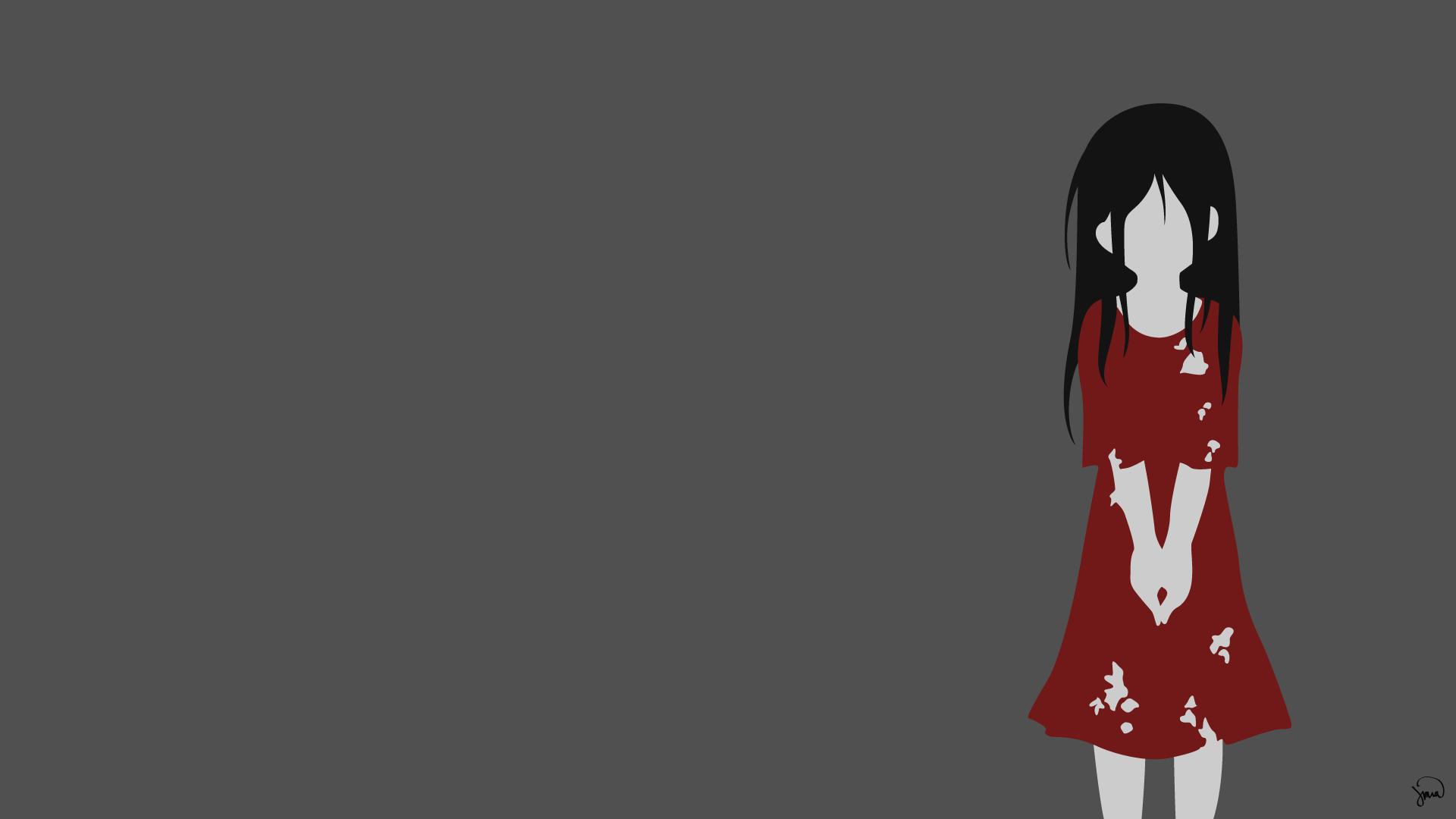 Corpse Party Wallpaper Hd Fondos De Pantalla Ilustraci 243 N Chicas Anime Dibujos