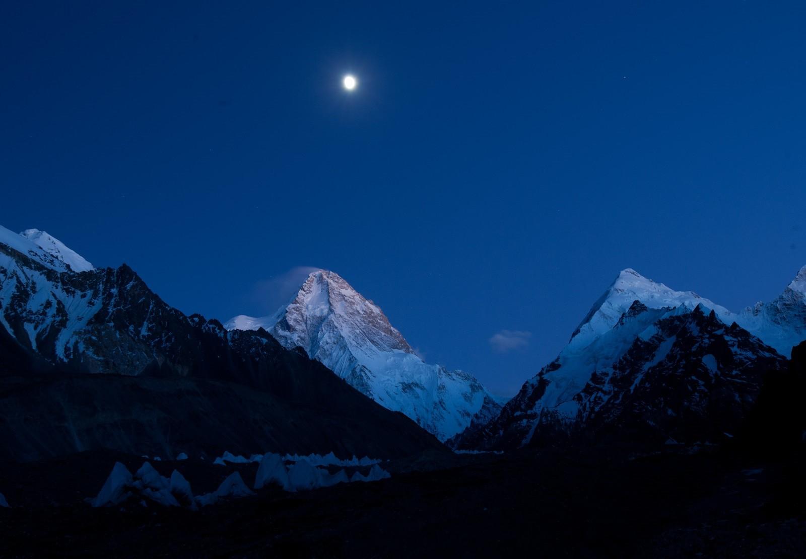 Himalaya Hd Wallpaper Fondos De Pantalla Paisaje Monta 241 As Noche Naturaleza