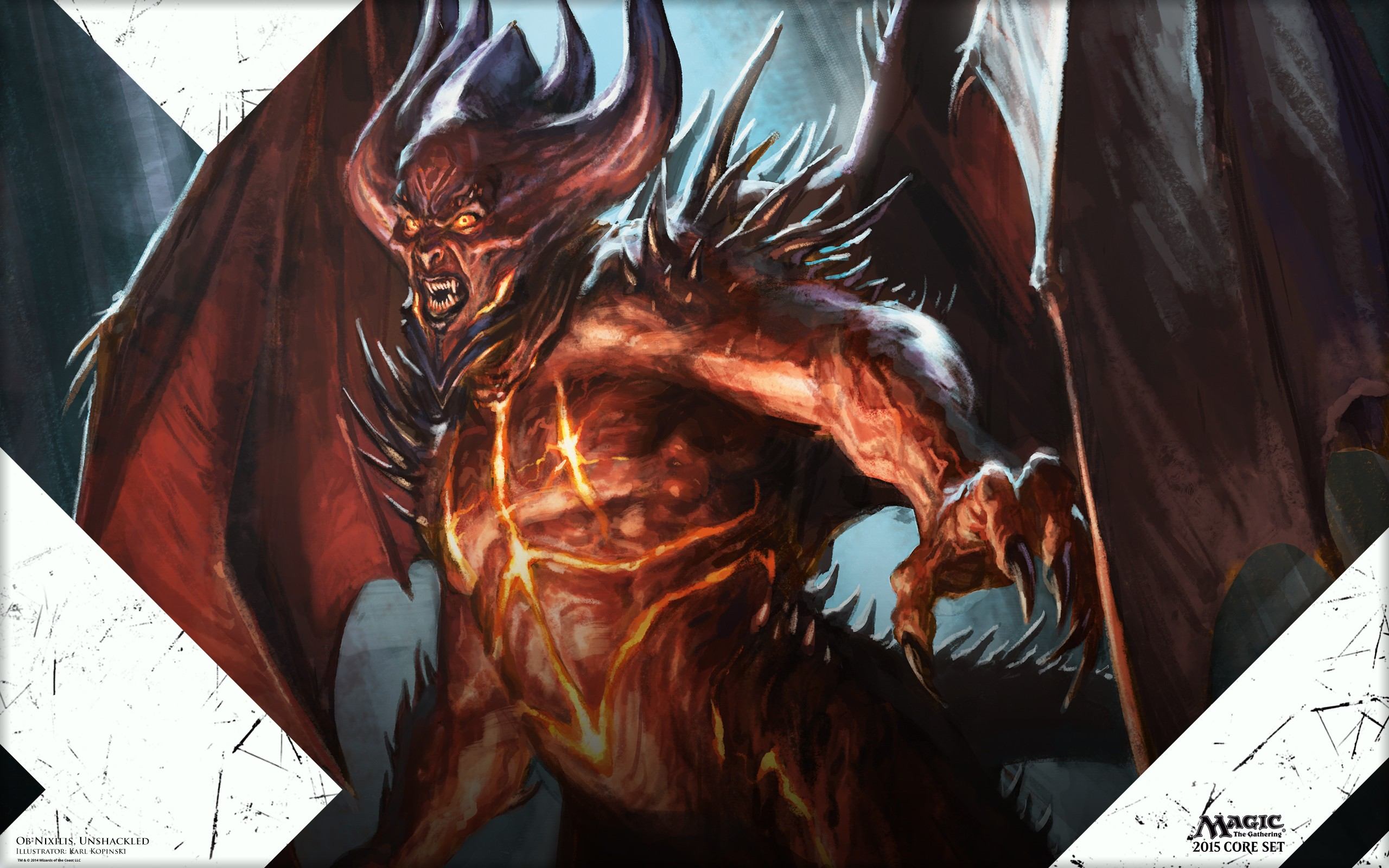 Libros De Magic The Gathering Fondos De Pantalla Magia Magic The Gathering Demonio