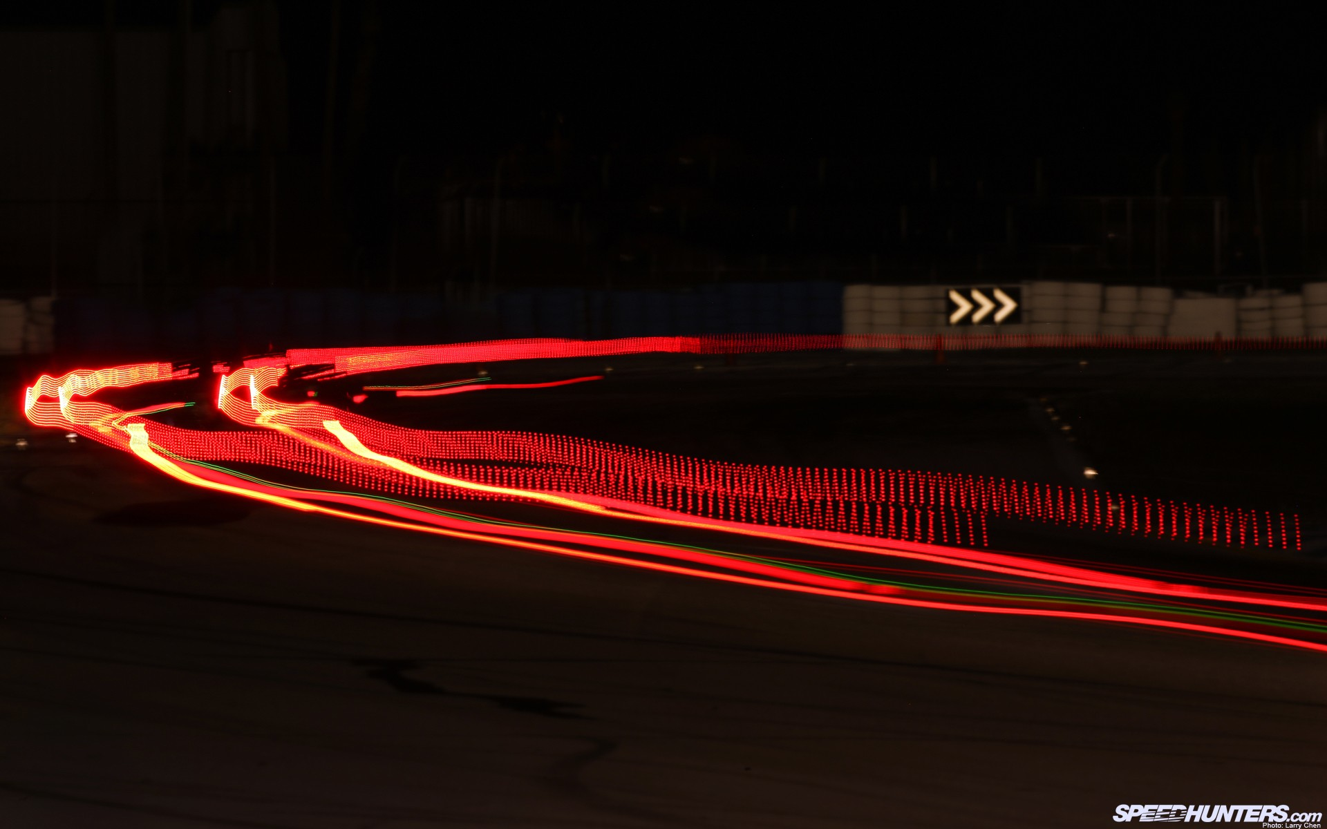 Cfree Cameros Racing Car Wallpapers Wallpaper Night Car Red Long Exposure Neon Sign