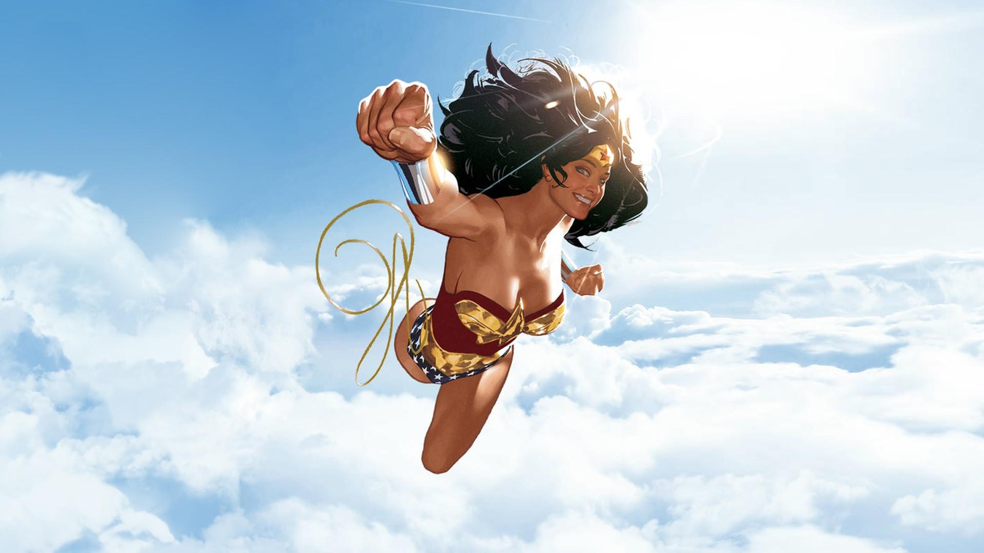 Superhero Wallpaper Hd Download Wallpaper Sunlight Illustration Digital Art Sky
