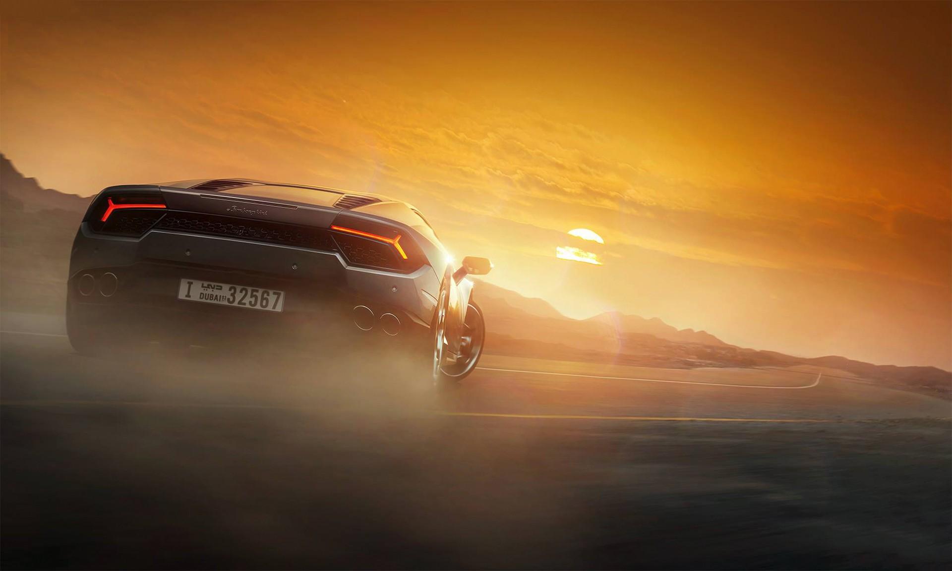 Lamborghini Cars Photos Wallpapers Wallpaper Sunset Car Vehicle Sunrise Morning Dusk