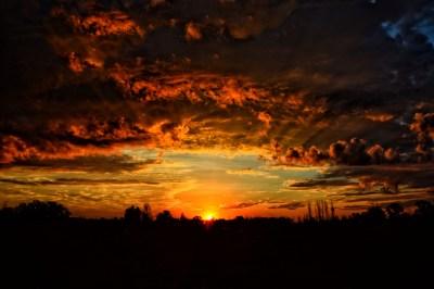 Wallpaper : sunset, clouds, orange sky 6000x4000 - wallup - 1183656 - HD Wallpapers - WallHere